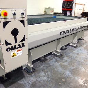 OMAX WaterJet Machine