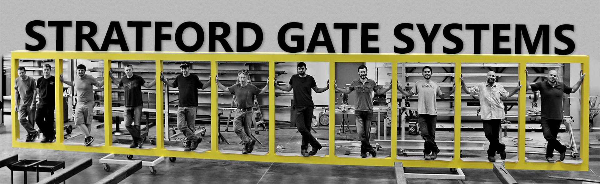 sgs meetTeam Stratford gate systems