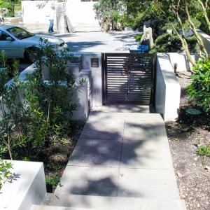 Modern Walkway Gate