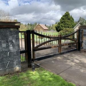 stratford gates 007 Stratford gate systems