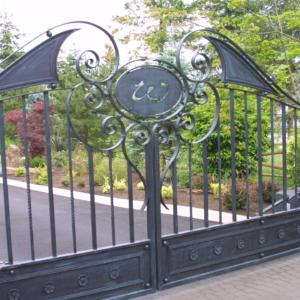 wilsongatescrollscustomornamentala8 Stratford gate systems