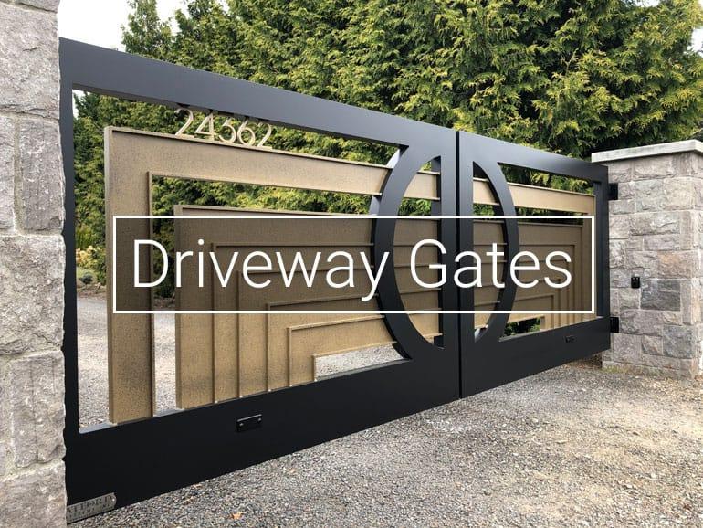 driveway gates stratford gate