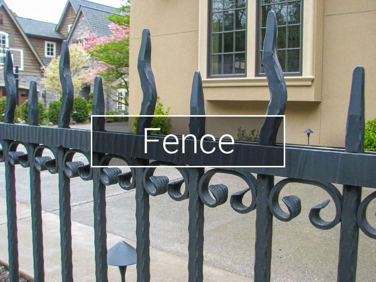 fence stratford gates