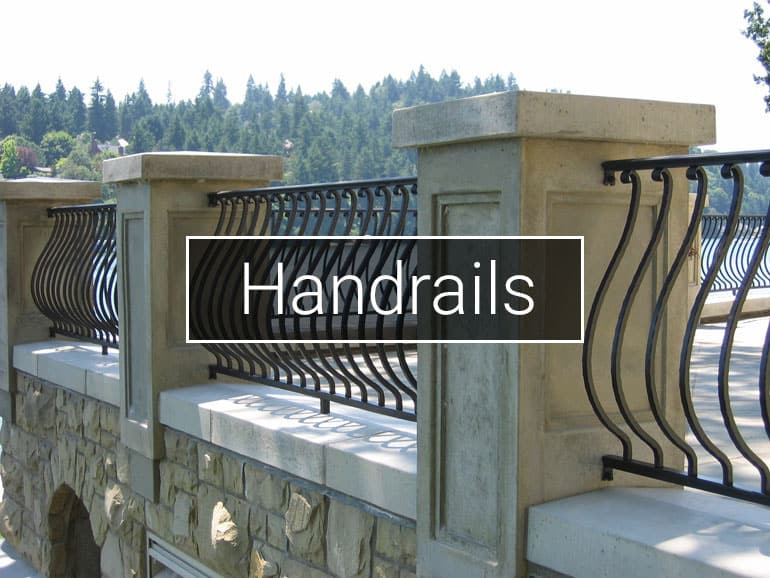 handrails stratford gate